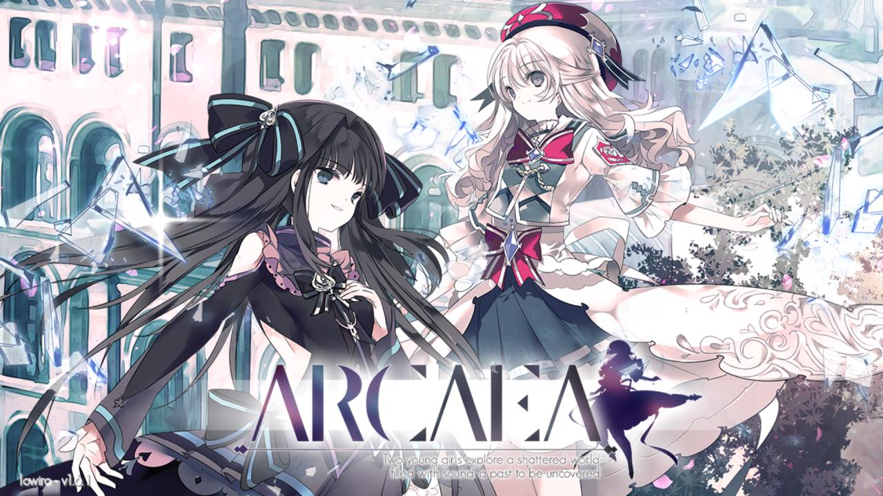 【Arcaea】感想・レビュー 失われた世界を解き明かすファンタジーリズムゲーム